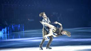 Art on Ice 2019 in Davos