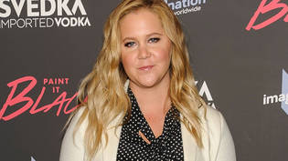ARCHIV - Amy Schumer, Komikerin aus den USA, kommt zur Premiere von «Paint It Black». Foto: Christopher Smith/Invision/AP/dpa