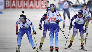 SWEDEN BIATHLON WORLD CUP