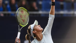 Belinda Bencic steht in Madrid in der 2. Runde