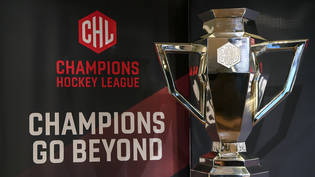 Mitte November startet die Champions Hockey League